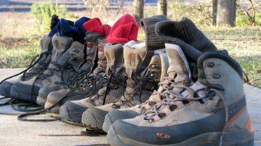 Vanrestøvler på stribe. Foto pixabay.com