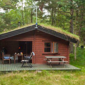 Sommerhuset i Ulvshale på Møn