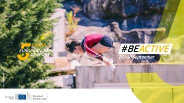 #BEACTIVE - Den europæiske sportsuge
