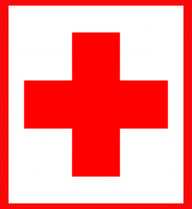 Røde Kors - førstehjælp