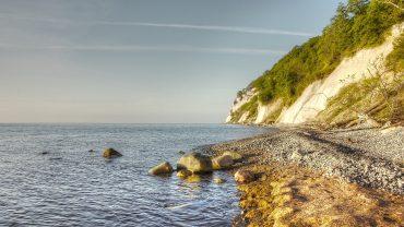 Møns Klint - en del af Danmarks Naturkanon. Foto Pixabay