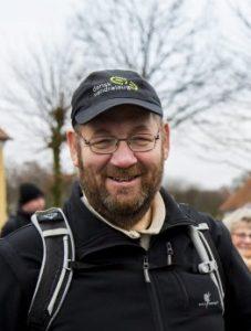 Ole Schelde, turleder i Viborg Afdeling og styrelsesmedlem.