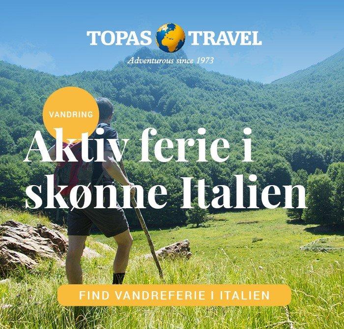 TOPAS reklame Italien