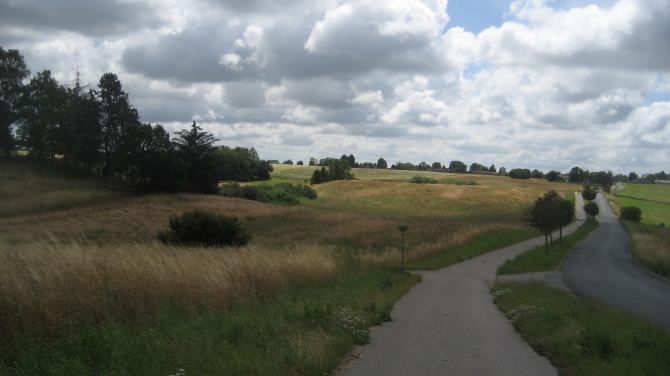 På Vandrernes Dag er der mange skønne veje og stier i sigte på Nordsjællandsruten
