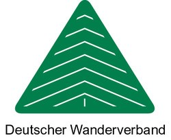 Deutscher Wanderverbands logo logo