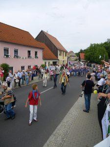 Deutsche Wandertag. Foto Lis Nielsen.