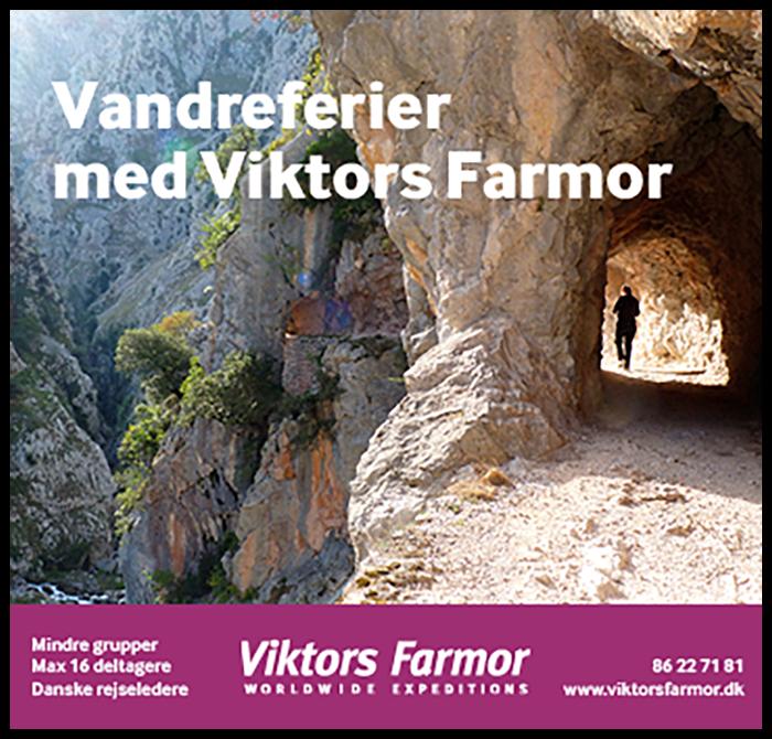 Viktors Farmor 2020