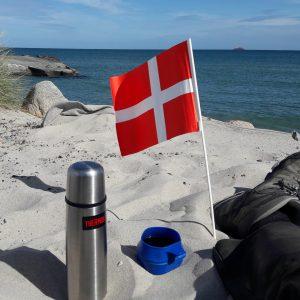 Tove Skands fejrede 90-årsdagen i nærheden af Oplevelsescenter Skagen Grå Fyr