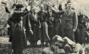 Stig Hansen & co. stifter varden i Gribskov. Foto DVL's arkiv