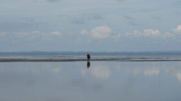 Læsø er sine steder ren meditation. Foto Lisbet Hammer Zawadzki