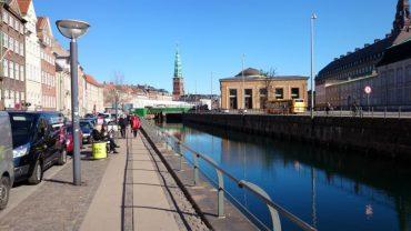 Havneringen og Thorvaldsens Museum- vandreture i København og hovedstadsområdet