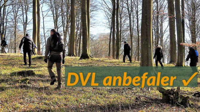 DVL anbefaler