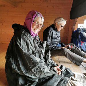 I shelter på Øhavsstien. Foto Hans Henrik Kleinert (3)