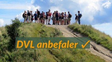 DVL anbefaler Mols Bjerge (Foto Preben Simonsen 2017)