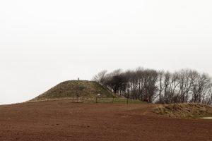 Jelshøj set fra sydvest. Foto Sten Porse