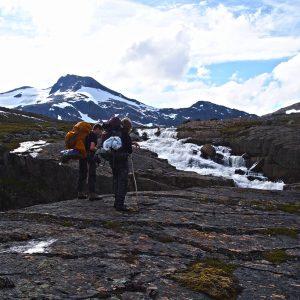 Narvik-fjeldene. Foto René Ljunggren