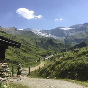 Krummltal Hohe Tauern i Østrig. Foto Brian Gade Larsen og Lone Ildved