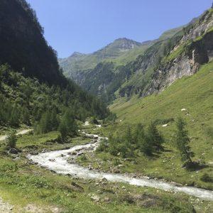Krummltal Hohe Tauern Østrig. Foto Brian Gade Larsen og Lone Ildved