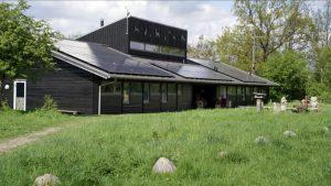 Naturcenter Herstedhøje er startsted for vandreruten. Foto Majbrit Søgaard.