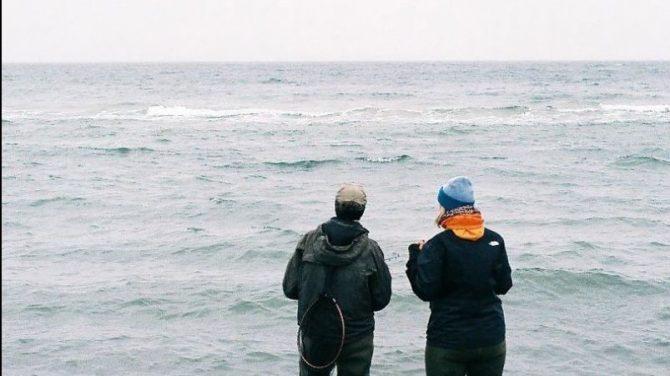 En fisketur med Jenter på Eventyr.