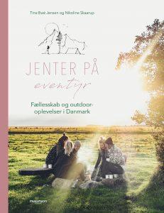 En fisketur med Jenter - en bog af Tine Ewé Jensen og Nikoline Skaarup