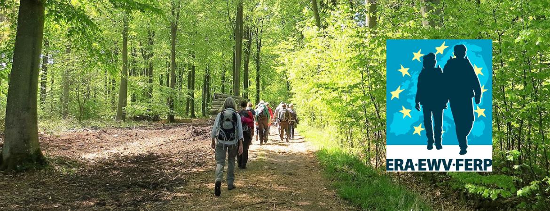 Danmark er også medlem af The European Ramblers' Association (ERA)