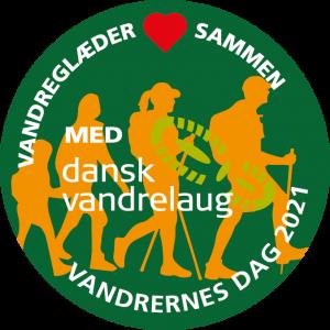 Vandrernes Dag 2021-logo