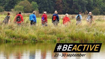 #BEACTIVE 23.-30. september. Foto Jens Arrent