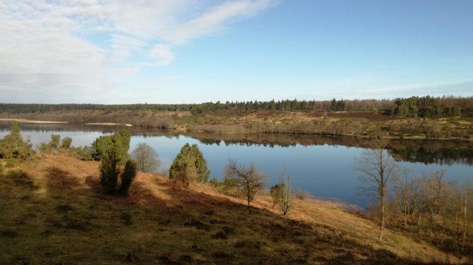 Rørbæk Sø. Foto Svend Aage Midtgaard