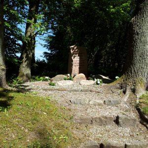 Vesterlund-mindestenen. Foto Svend Aage Midtgaard