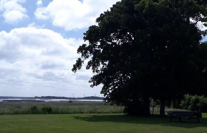 Nørresø ved Vedersø Præstegård