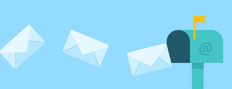 e-mail postkasse nyhedsbrev Foto Pixabay