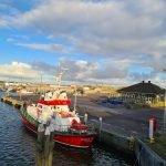 DVL vandretur - Hvide Sande, redningsbåden Emile Robin