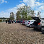 DVL Vandretur 090521 Filskov og Hjortlund. Start fra kirken i Filskov.