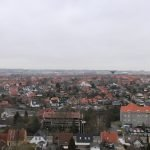 Udsigt fra Sjølundstårnet. Foto Lars Jørgensen