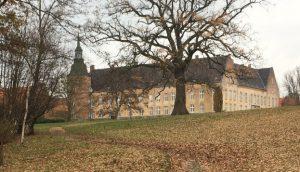 Holsteinborg. Foto Elsebeth Håkonssen