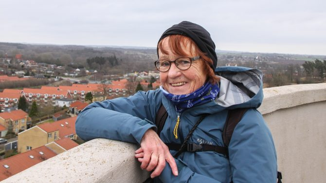 Karen Schmolke. Foto Lars Jørgensen OPLEV