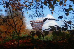 Skovtårnet. Foto Karren Schmolke
