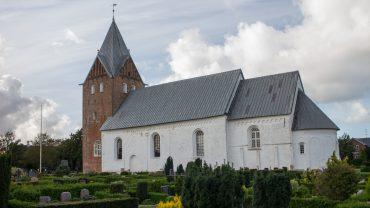 Ballum kirke