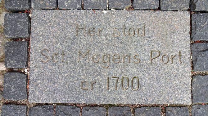 Sct Mogens Port Viborg