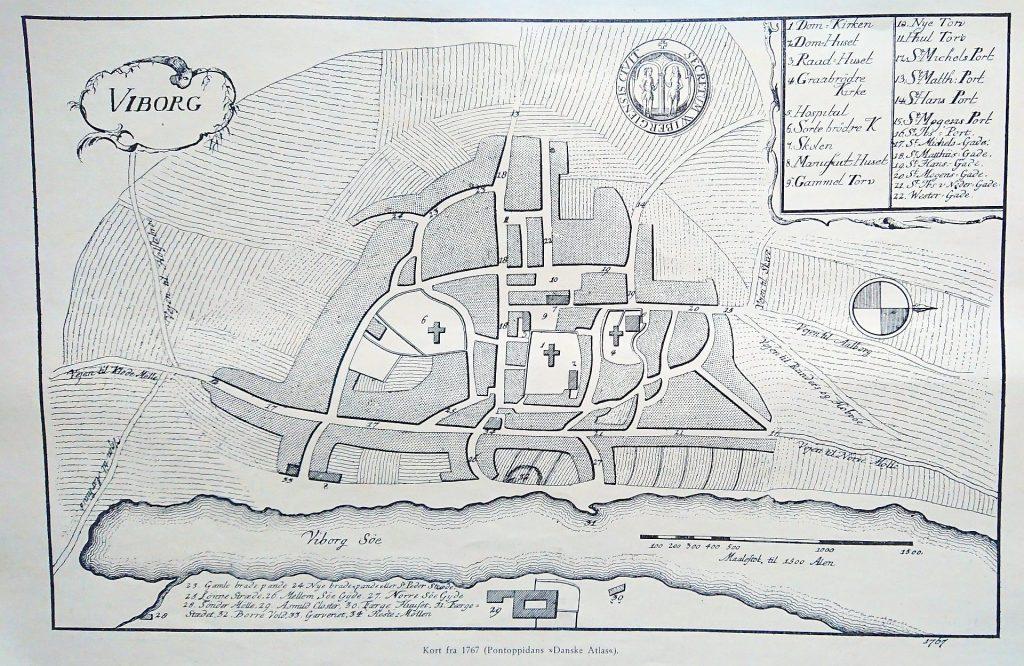Viborg 1767