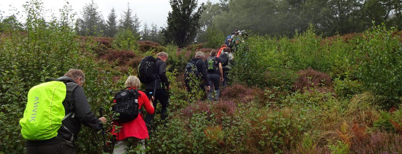 Optur ved Himmelbjerget. Foto Vagn Olsen