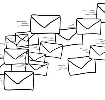 Kontakt mail brev grafik Pixabay kvadrat